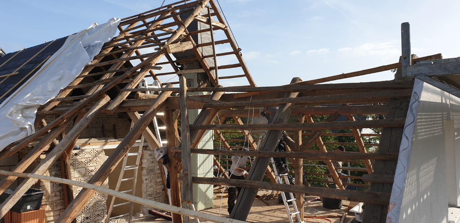 Dachdecker Bolzenius Dacharbeiten Header